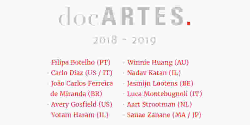 Doc Artes 20182018 Website