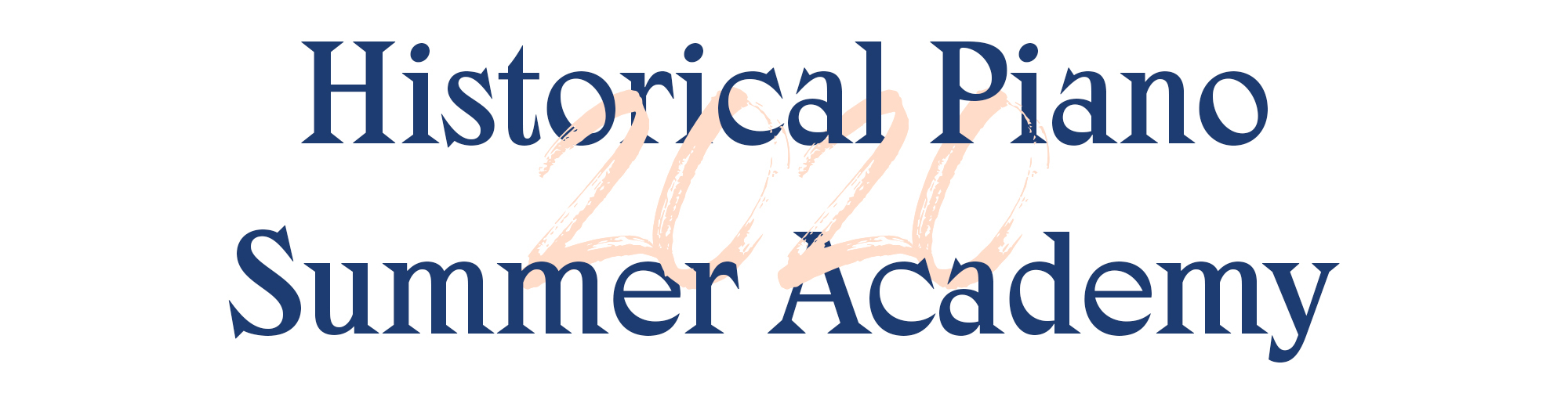 Orpheus Institute Historical Piano Summer Academy 2020
